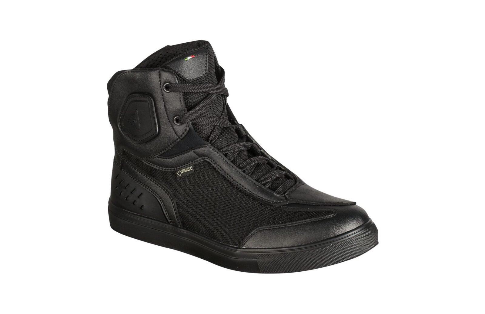 Dainese Street Darker Gore Tex Shoes 1600x1038 - Dainese Street Darker Gore-Tex Motorcycle Shoes