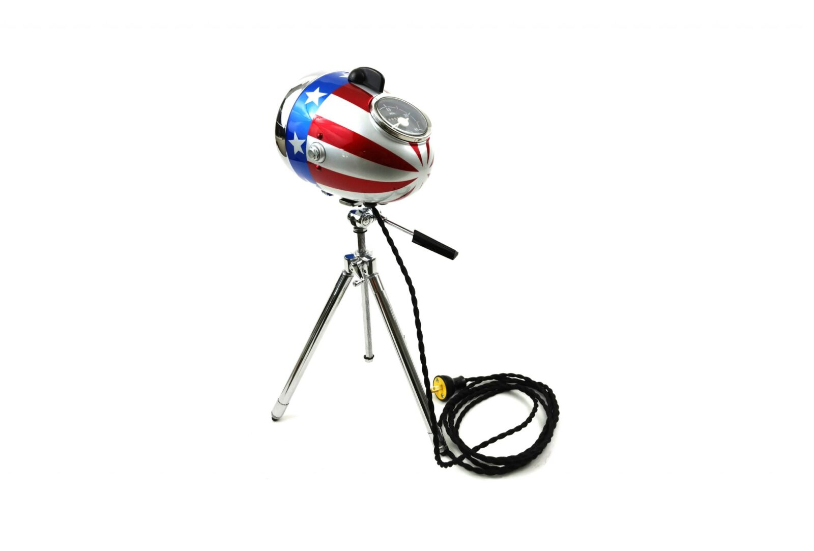 Easy Rider Lamp Hero 1600x1083 - Captain America Lamp by The Modern Weld