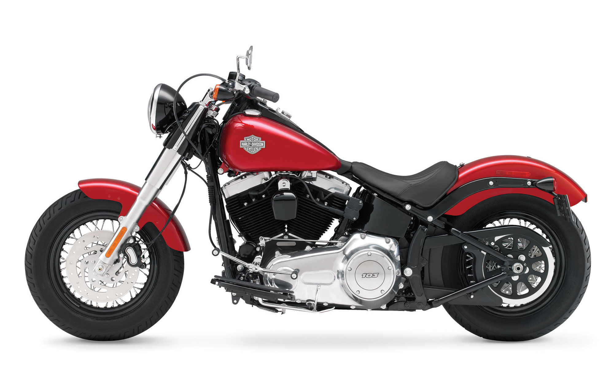 Harley-Davidson Big Twins – The Twin Cam