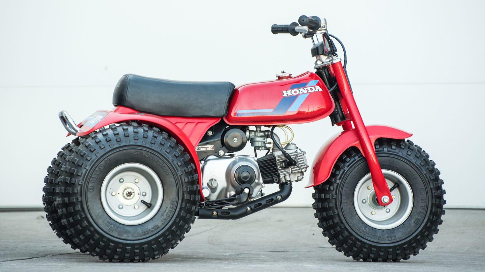 Honda atc 70 1