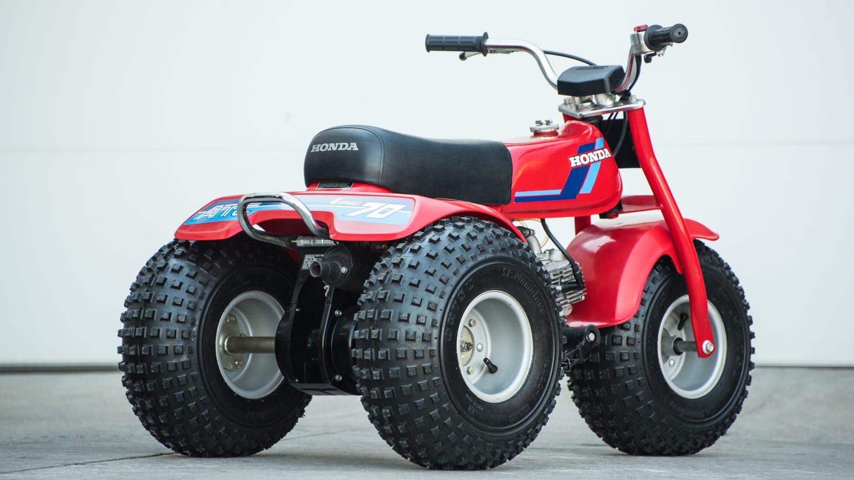 Honda atc 70 3