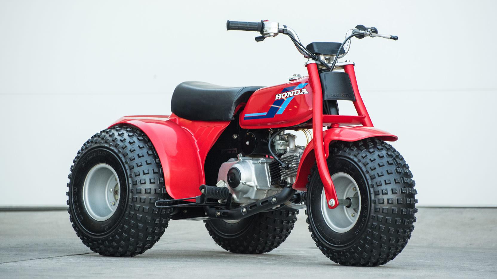 Honda atc 70 8