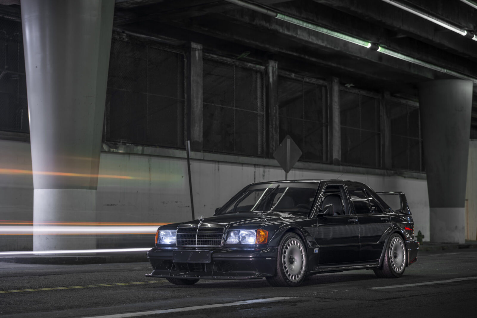 1990 Mercedes-Benz 190 E 2.5-16 Evolution II