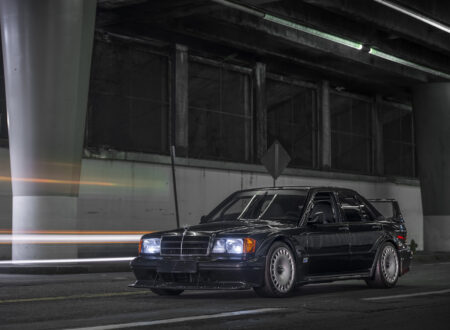 Mercedes Benz 190 E 2.5 16 Evolution II 450x330 - 1990 Mercedes-Benz 190 E 2.5-16 Evolution II