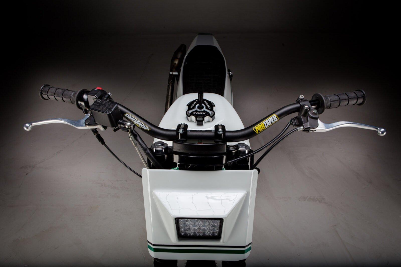 Royal Enfield Continental GT Tracker 17 1600x1066 - The Royal Tracker