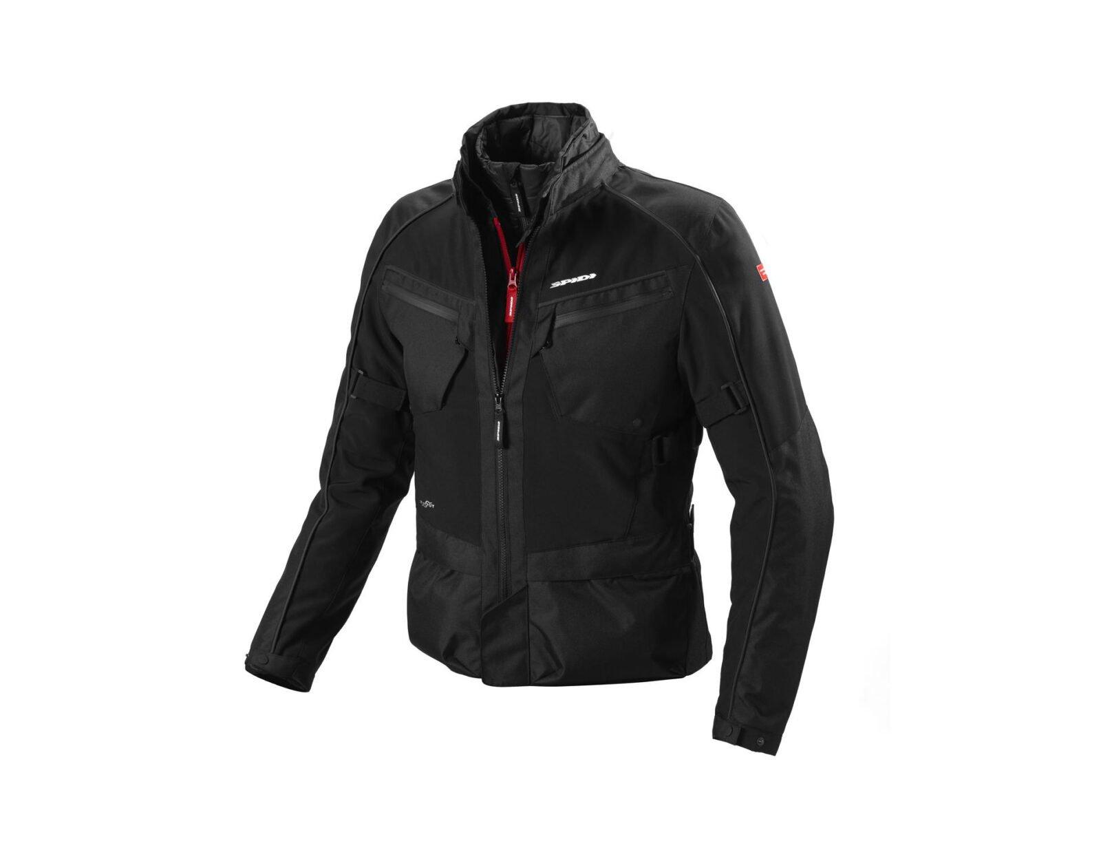 Spidi Intercruiser H2Out Jacket 1600x1251 - Spidi Intercruiser H2Out Jacket