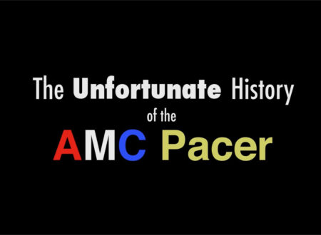 The Unfortunate History of the AMC Pacer 450x330 - Documentary: The Unfortunate History of the AMC Pacer