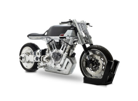 Vanguard Roadster Motorcycle 11 450x330 - Vanguard Roadster