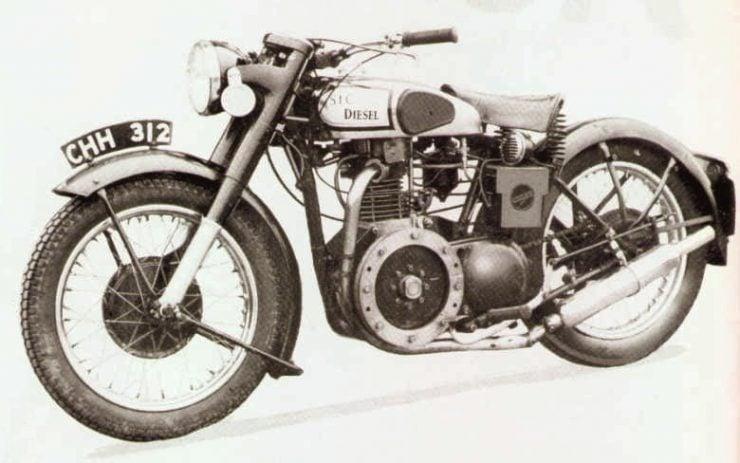 Diesel Motorcycles