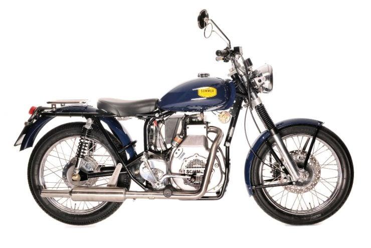 Sommer Diesel Motorcycle
