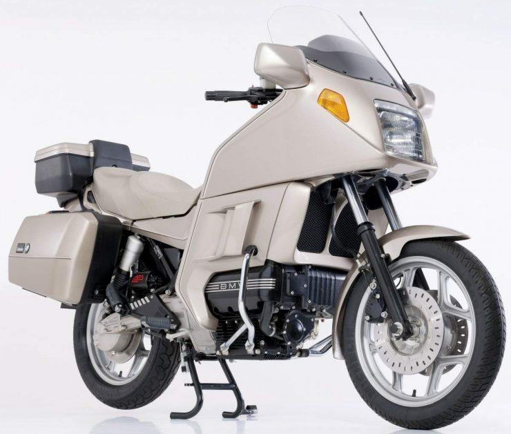 BMW K100 Inline 4 Cylinder Motorcycle