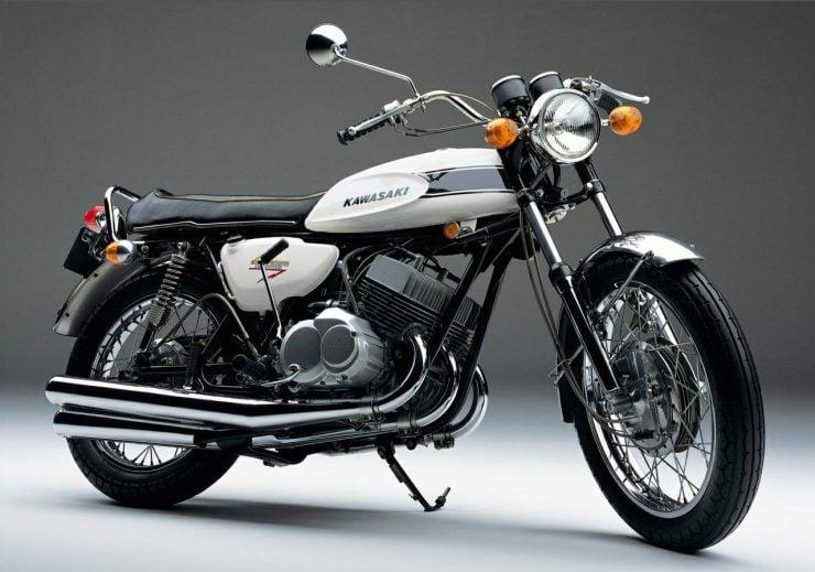 Kawasaki Mach H1