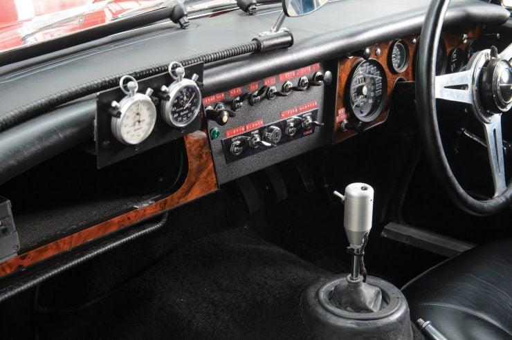 Austin-Healey 3000 Works Rally Car 13
