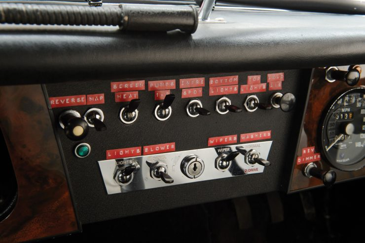 Austin-Healey 3000 Works Rally Car 17