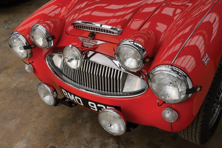 Austin-Healey 3000 Works Rally Car 19