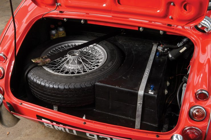 Austin-Healey 3000 Works Rally Car 22