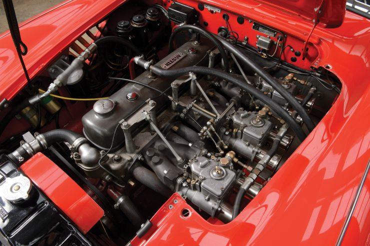Austin-Healey 3000 Works Rally Car 3