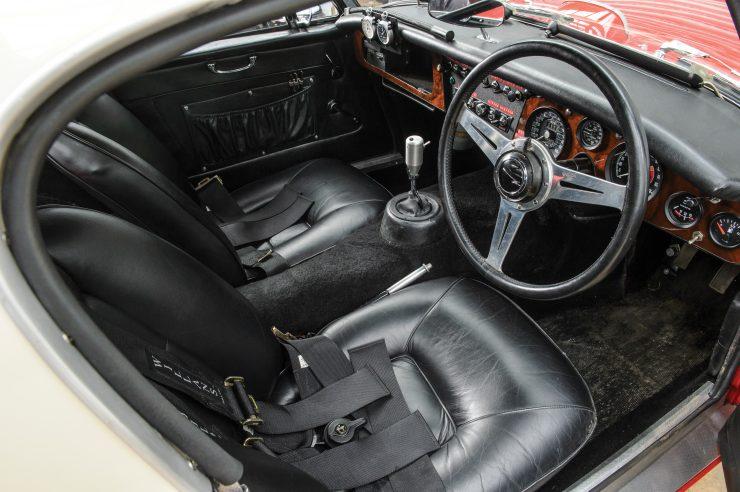 Austin-Healey 3000 Works Rally Car 4