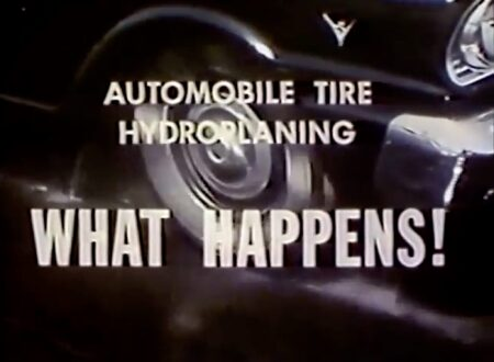 Automobile Tire Hydroplaning Why It Happens 450x330