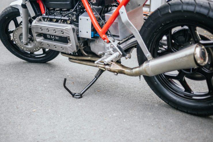BMW K100 Custom Motorcycle 10