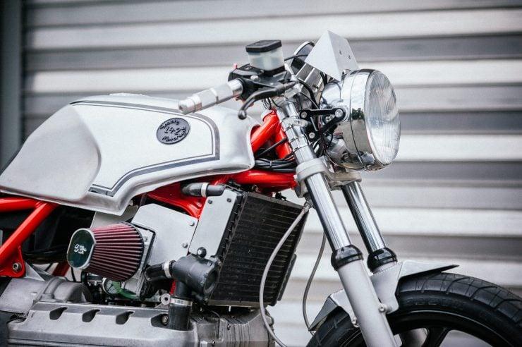 BMW K100 Custom Motorcycle 14