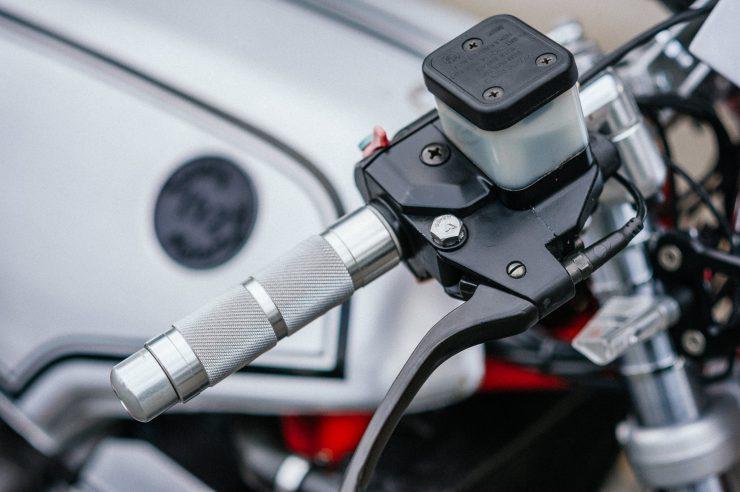 BMW K100 Custom Motorcycle 17