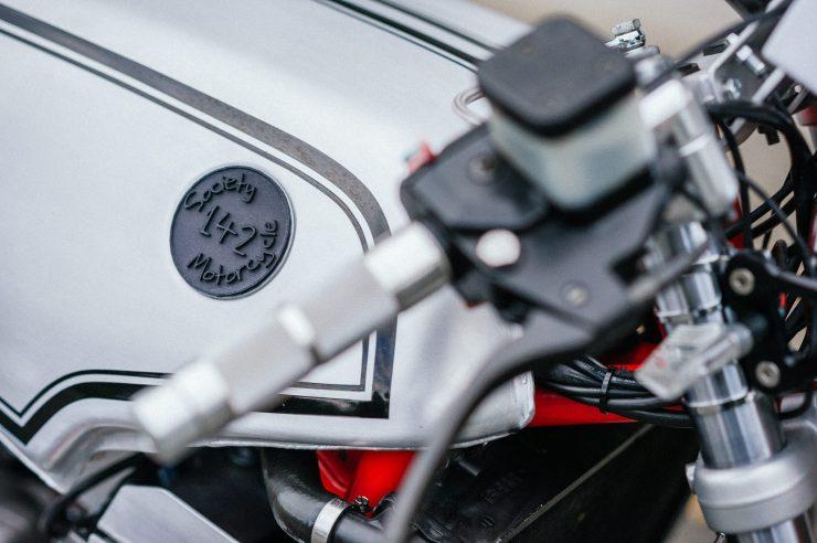 BMW K100 Custom Motorcycle 18