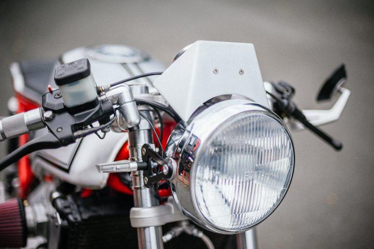 BMW K100 Custom Motorcycle 2