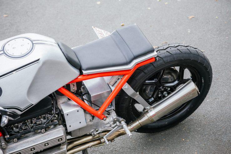 BMW K100 Custom Motorcycle 20