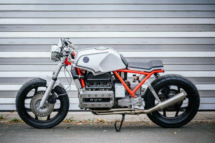BMW K100 Custom Motorcycle 23