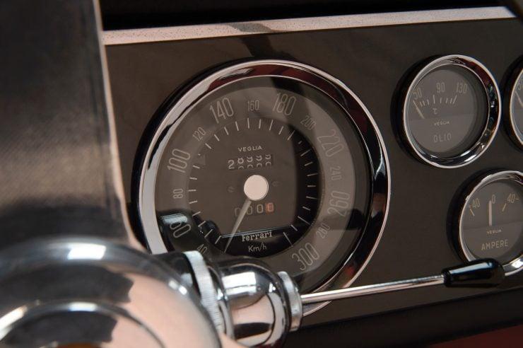 Ferrari 250 GTE 10 740x492 - 1963 Ferrari 250 GTE