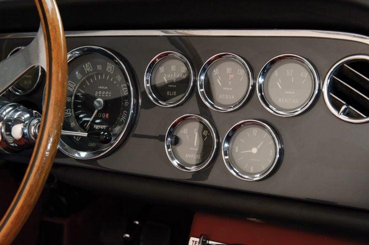 Ferrari 250 GTE 11 740x492 - 1963 Ferrari 250 GTE