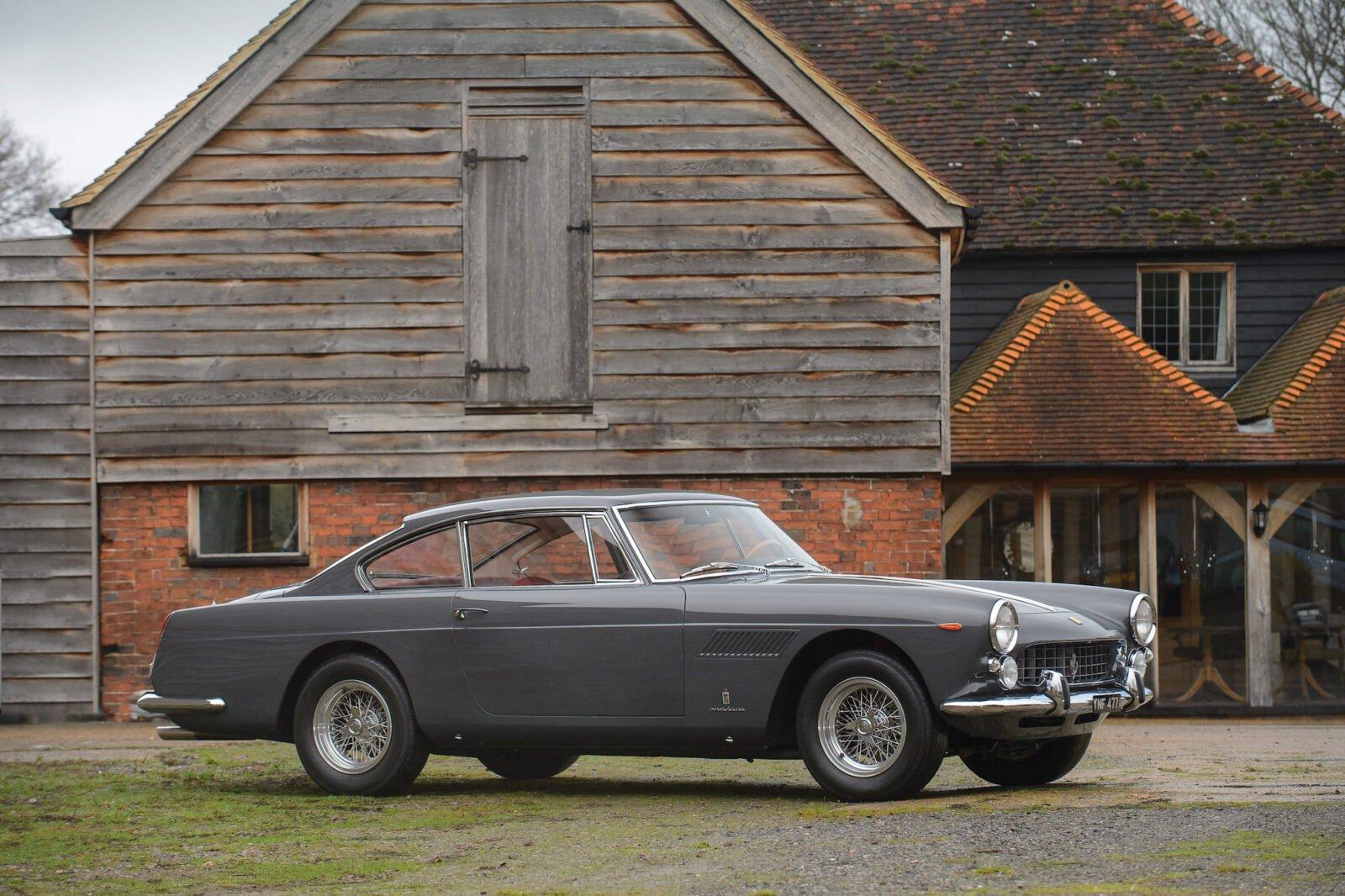 Ferrari 250 GTE 1600x1066 - 1963 Ferrari 250 GTE