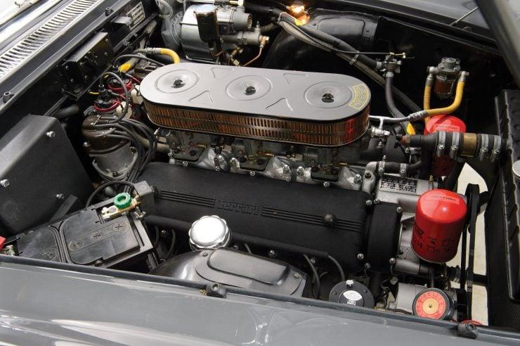 Ferrari 250 GTE 2 740x492 - 1963 Ferrari 250 GTE