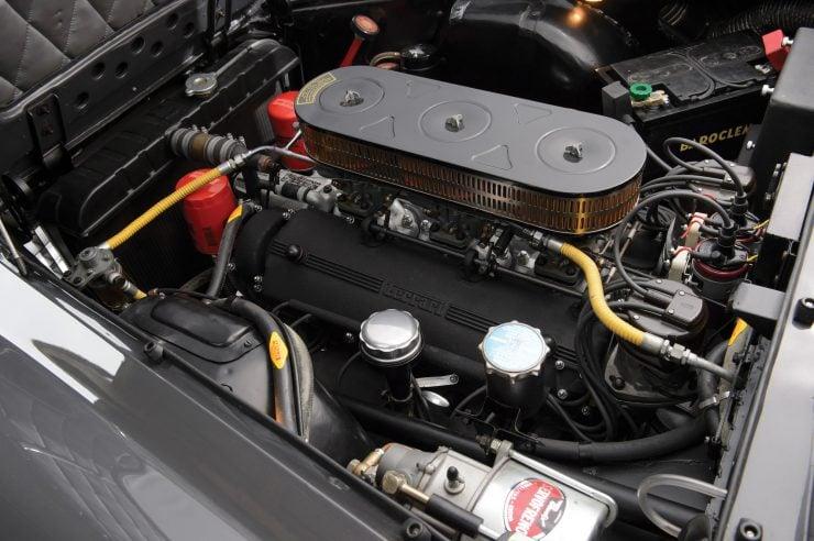 Ferrari 250 GTE 23 740x492 - 1963 Ferrari 250 GTE
