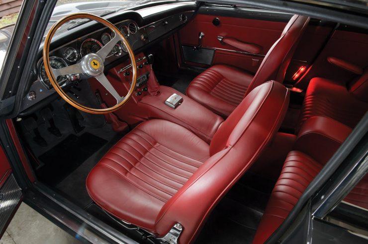Ferrari 250 GTE 3 740x492 - 1963 Ferrari 250 GTE