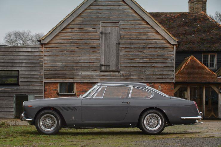Ferrari 250 GTE 4 740x493 - 1963 Ferrari 250 GTE