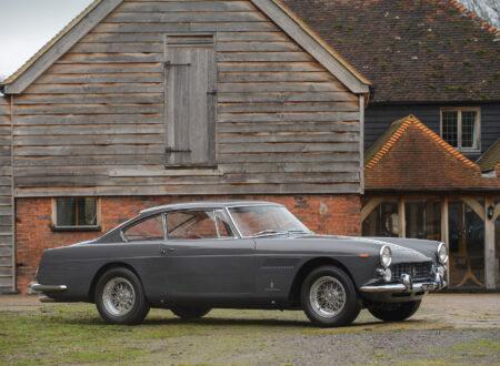 Ferrari 250 GTE 450x330 - 1963 Ferrari 250 GTE