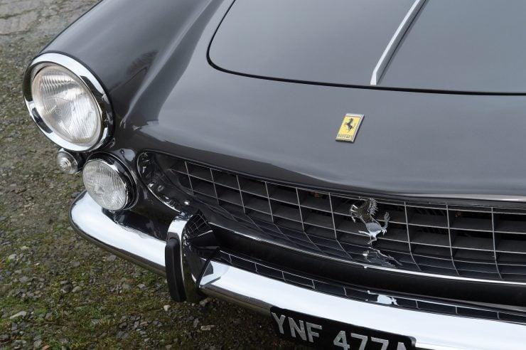 Ferrari 250 GTE 5 740x492 - 1963 Ferrari 250 GTE