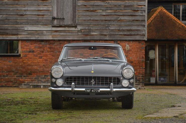 Ferrari 250 GTE 7 740x492 - 1963 Ferrari 250 GTE