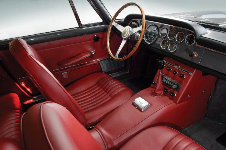 Ferrari 250 GTE 9 740x492 - 1963 Ferrari 250 GTE