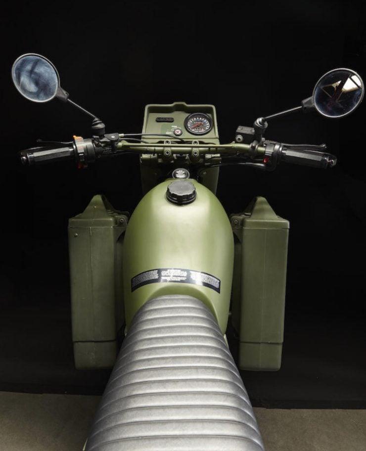Harley-Davidson MT500 1
