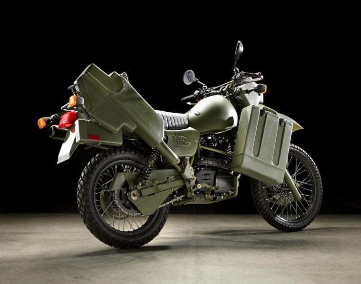 Harley-Davidson MT500 2