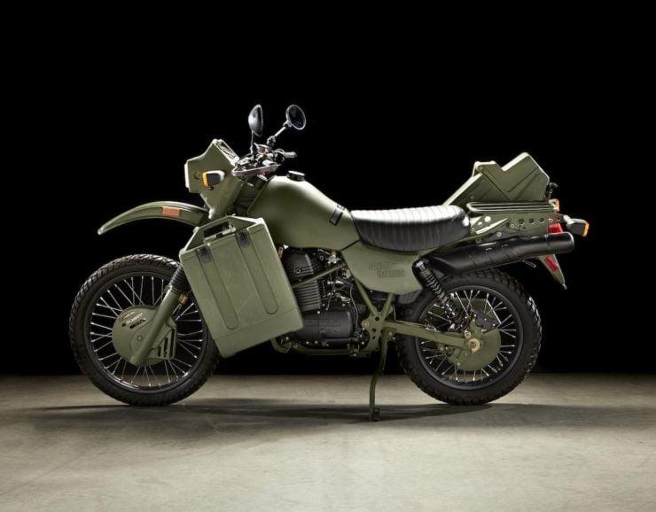 Harley-Davidson MT500 3