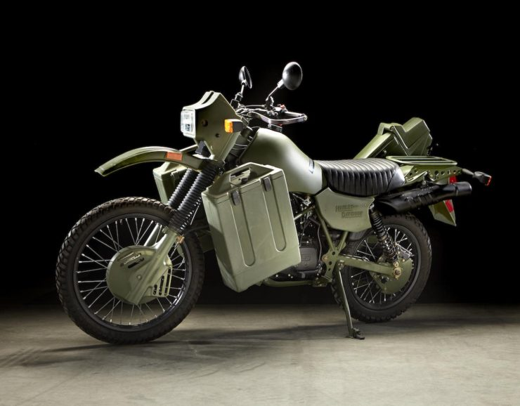 Harley-Davidson MT500 4