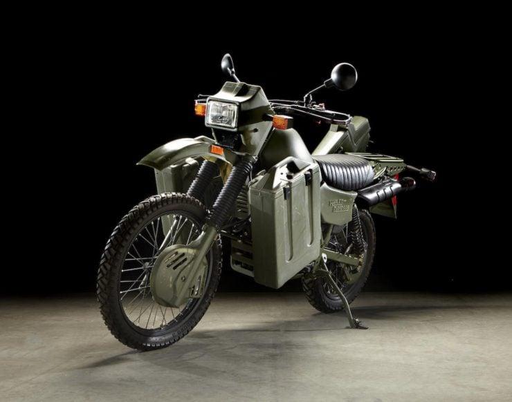 Harley-Davidson MT500 5