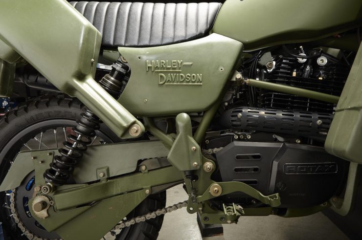 Harley-Davidson MT500 7