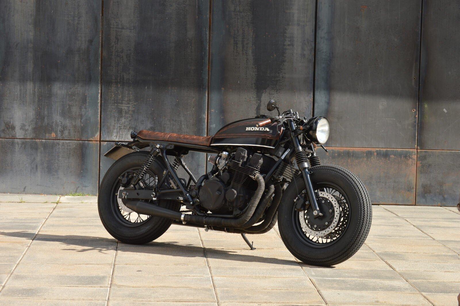 Honda CB750 Brat Style 1600x1064 - Overbold Motor Co. Honda CB750