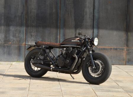 Honda CB750 Brat Style 450x330