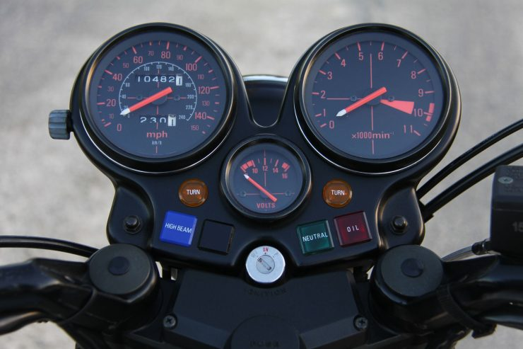 Honda CBX 10